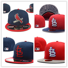 Wholesale 2017 New style baseball hat St Louis Cardinals adjustable baseball Fitted hats Fast recovery baseball CAPS Snapback Hats Caps