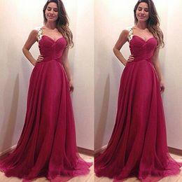 Wholesale Hot Photos Nude - 2017 New Evening Cheap Dresses hot Prom Dresses European Deep V-Neck Dress Long Dress Red Dress