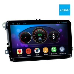 Wholesale car stereo volkswagen passat - 9 inch Volkswagen Passat B6 B7 2006-12 Android Headunit Car DVD for with GPS Navigation Car Stereo Wifi Bluetooth