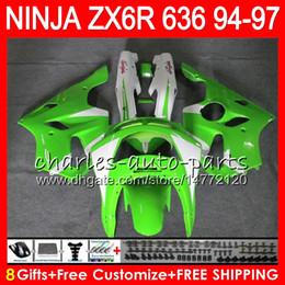 Kawasaki Ninja Zx6r 1996 White Coupons