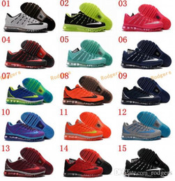Wholesale New Style Boots For Men - New Style Maxss 2016 II Nanotechnology KPU Running Shoes For Men , Top Quality Comfortable Maxs Shoes Sport Athletic Sneakers 7-11
