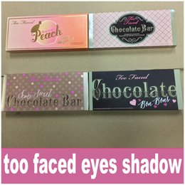 Wholesale Too faced eye shadow palette eyeshadow too faced eye shadow colors Eye shadow Makeup Cosmetics DHL