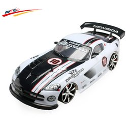 Wholesale Toy Sports Cars Drifting - Wholesale- RC Car 1:10 High Speed Racing Car 2.4G Subaru 4 Wheel Drive Radio Control Sport Drift Racing Car Model electronic toy