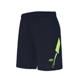 Wholesale Badminton Uniforms - Wholesale-Professional Men Badminton table tennis shorts breathable quick-drying uniforms men running shorts with pockets sportswear 2017
