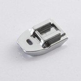 Wholesale Brother Presser Foot - New Invisible Zipper Conceal Foot For Brother Singer Toyota metal Sewing Presser Foot Sewing Machine