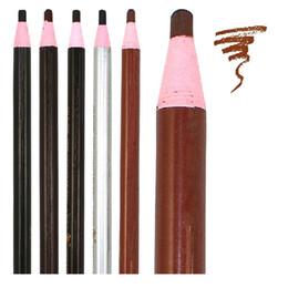 Wholesale Eyebrow Paint - Hot Waterproof Eyebrow Pencil Enhancer Makeup Eyeshadow Pencil Pen Permanent Eye Liner Brow Pencils Paint Make up Cosmetic Tool free shippi