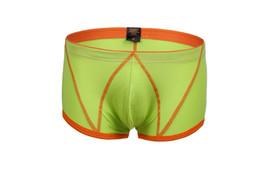 Wholesale Cotton Boxer Shorts Seamless - 2017 Hot Sale Cuecas Boxer Men Sexy Cotton Underwear Gay Mens Shorts Boxers High Quality Brand seamless underpants Hombre Boxer