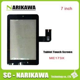 Wholesale Asus Memo Pad Me173 - Wholesale- Original For ASUS Memo Pad HD 7 ME173X ME173 K00B (FPC: 076C3-0716A HMFS )Touch Screen Digitizer Free Shipping