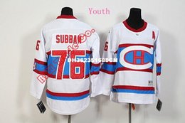 48325159d High Quality Newly Winter Classic Premier Montreal Canadiens Kids Jersey  76  PK Subban White Ice Hockey Jersey 5850