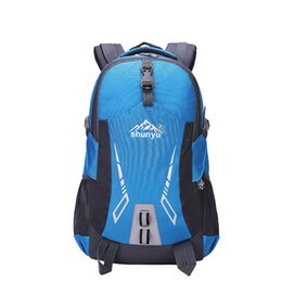 Wholesale Mens Outdoor Bags - Outdoor Mens Womens Nylon Waterproof Hiking Backpack Bag with Rain Cover 40L Suitable for Travel Camping Hiking Outdoor Sports Bags