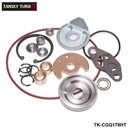 Турборемонтный комплект онлайн-TANSKY-Turbo Зарядное устройство Turbo Rebuild Ремонтный комплект для Mitsubishi TD08 TD08H TRUST T78 T88 с турбонаддувом TK-CGQ176HT