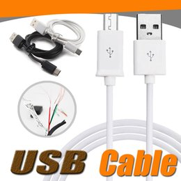 Wholesale 1m Power Cable - Micro USB Cable Type C 1M 3FT Sync Data Cable Charging Charger Power Cord Line Wire Cable Adapter For Android LG Huawei Google Smart Phone