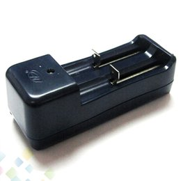 Wholesale E Cig High - Best Travel Charger 18650 Battery Charger Li-ion Charger 18650 Li-ion battery E Cig High quality DHL Free