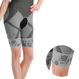 Wholesale Full Body Seamless Shapewear - Wholesale- New Arrival Women Slim Beauty Body Charcoal Shapewear Full Body Thin Seamless Tummy Waist Bodyshaper