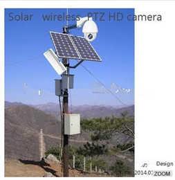 Wholesale Ip Auto Tracking - 2017 year hot sale,2mp outdoor solar wireless PTZ infrared IP auto tracking camera,20X zoom 1.3 megapixel HD solar wireless auto tricking pt