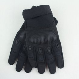 Wholesale Wholesale Military Gloves - Men Gloves Tactical Military Motorcycle Bicycle Airsoft Hunting Full Finger Gloves For Scoyco