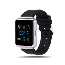 Wholesale Cheapest Fitness Wrist Watches - Q1 Cheap Smart Watch for manufacturer with 3g Android Sim Bluetooth Wifi Heart Rate Silicone Band 1.54inch Tft Touch Sceen Pk Gt08 Q18 A1 U8