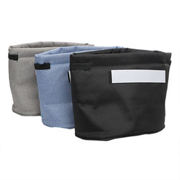 Wholesale car trunk luggage - Car Storage Bag Food Container Lage Holder Pocket Trunk Organizer Stowing Tidying Universal Portable