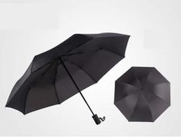 Wholesale Double Golf Umbrella - Super Big Golf Business Umbrella Men Rain Woman Windproof Top Quality Umbrella Outdoor double fold umbrella