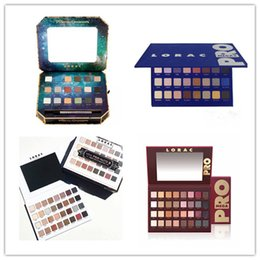 Wholesale Eye Shadow Palette 32 - Hot New Lorac Mega Pro 1 2 3 Palette Eyeshadow Pirates Of The Caribbean 32 Colors Palette Shimmer Matte Brands Eye Shadow Palette