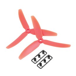 Wholesale Wholesale Discount Props - 5030 3-Blade Prop CW CCW Plastic Propeller Blade Propel for RC Airplane Aircraft Quadcopter Part Discount
