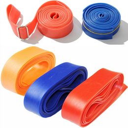 Wholesale muscle building gym - Natural latex resistance band loop body building fitness exercise high tension muscle home gym leg ankle weight yoga training bands