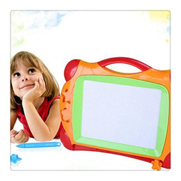 Wholesale Children Magnetic Board - 2016 Hot Magnetic Drawing Board Painting Color Children's Graffiti Early Childhood Educational Painting Board Toys Best Gift For Kid