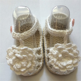 Wholesale Made Order Shoes - Free shipping,Crochet baby, baby gladiator ,baby booties,baby shoes,pink and tan,MADE TO ORDER size:9cm,10cm,11cm