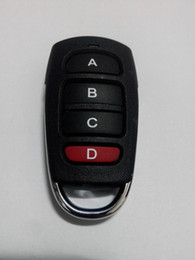 Wholesale Remote Control Fixed Frequency - XQautopart 433MHZ Fixed Frequency Learning type Remote Control Duplicate Key Universal Car Key Cloner 2pc lot