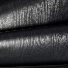Wholesale Foot Wraps - Black Wood Textured Decals Peel Sticker Vinyl Wrap Film Home Countertop Decals 24-Inches by164-Feet Declrative self-adhesive
