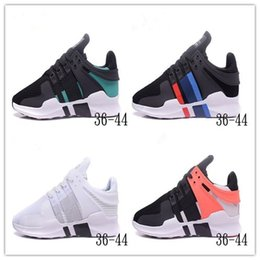 Wholesale Hotter Shoes For Women - 2017 EQT Support ADV Primeknit hot sale high quality running shoes for men and women sports shoes sneakers