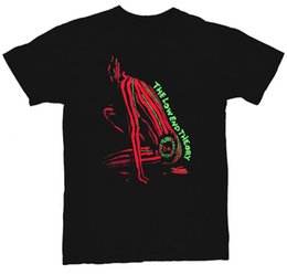 teoría al por mayor Rebajas Venta al por mayor - Una tribu llamada Quest Atcq Camiseta para hombre Midnight Marauders Poster Vinyl LOW END THEORY RAP HIP HOP Camisetas tamaño euro S-XXXL