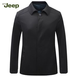 Wholesale Trend Fashion Jacket Korean - Wholesale- 2016 Casual Jackets and Coats 2 colors New Fashion Jacket Men Trend Stand Collar Korean Slim Fit Mens Clothes Men 240