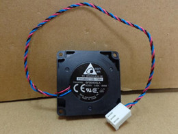 Wholesale 4cm Fan - Wholesale: new original DELTA BFB0405LA-BM08 DC5V 0.09A 4CM 4010 3 wire turbofan