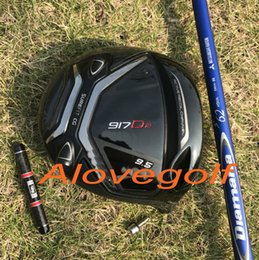 Wholesale Oem S - 2017 OEM quality golf driver 917 D2 driver 9.5 or 10.5 with stiff graphite shaft 917 driver golf clubs