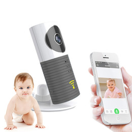 Wholesale Child Detector - Wireless Baby Monitor Mini IP Wifi Camera Baby Monitors with Motion Detection Night Vision Child Safety Smart Home