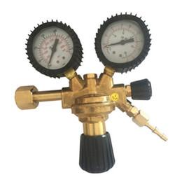 Wholesale Regulator Co2 - co2 argon oxygen acetylene lpg gas pressure regulator