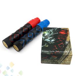 Le kit tactique Vaporizer Comp Lyfe est livré avec les couleurs Comp Lyfe Tactical Mod et Battle RDA 2 pour 18650 Battery E Cig DHL Free ? partir de fabricateur