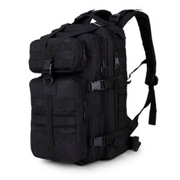 Wholesale Black Assault Pack - 34L Military Tactical Assault Pack Backpack Army Molle Waterproof Bug Out Bag Small Rucksack for Outdoor Hiking Camping Hunting