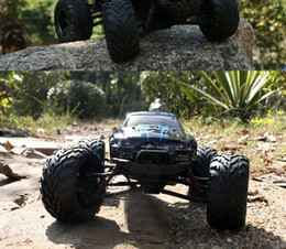Wholesale Scale Rc Off Road Trucks - New Arrival RC Car 9115 2.4G 1:12 1 12 Scale Rock Crawler Car Supersonic Monster Truck Off-Road Vehicle Buggy Electronic Toy
