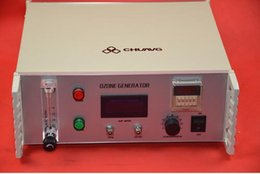 Wholesale Ozone 5g - 5G H Ozone Therapy Machine Medical Lab Ozone Generator  Ozone Maker