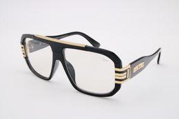 Wholesale Mirror Aviator Mirrored - Brand Designer Sun glasses 882 Luxury Polarized Vintage Mens Womens Aviator Sunglasses Brand Designer Oversized Big Frame Eyeglasses