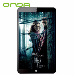 "Wholesale Tablet Windows 2gb Ram - Wholesale- 8.9"" Onda V891w CH Tablet PC Dual OS 1920 x 1200 IPS Windows 10 & Android 5.1 Intel 8300 2GB RAM 32GB ROM Tablet PC Dual Cameras"