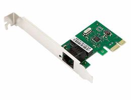 Canada Gigabit Ethernet LAN PCI Express Carte de contrôleur réseau PCI-e Petite puce RTL8111E Offre