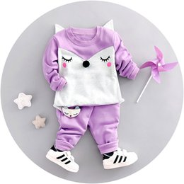 Wholesale Organic Baby Clothes Free Shipping - cartoon baby kids clothes sets baby wear children dress suit clothes and pants hight quanlity more color free shipping
