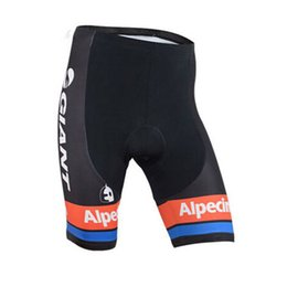 Wholesale Quick Bicycle - GIANT bib shorts 2017 Team Professional Cycling Shorts Riding Bicycle Ropa Ciclismo Bike 3D Padded Coolmax Gel Shorts Fitness