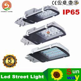 Wholesale ce park - Led Flood Lights Wholesale 12W 24W 30W 40W 50W 60W 80W Led Street Lighting High Bright Parking Lighting Led AC 85-265V