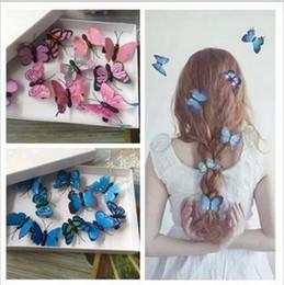matrimonio della farfalla della spiaggia Sconti Gli accessori coreani del vestito da cerimonia nuziale della spiaggia della spiaggia della spiaggia di simulazione dei centesimi della farfalla di simulazione dei centesimi eccellenti rifiniscono l'assetto 50pcs