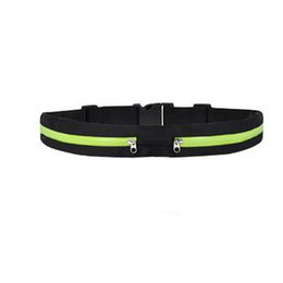 Wholesale Travel Waist Packs Women - Wholesale- 6.5 Inch Multifunction Outdoor Sports Bag Running Pockets Women Men Waist Pack Travel Anti-theft Mobile Phone Bags
