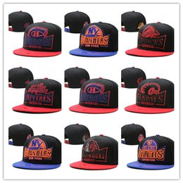 Wholesale Penguin Hat Adult - New 160 styels Casquettes NHL snapback hat Blackhawks Penguins Flyers Sharks men women adult sports hip hop street outdoor sun baseball cap